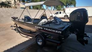 2008 TRACKER PRO TEAM 175 TXW BASS